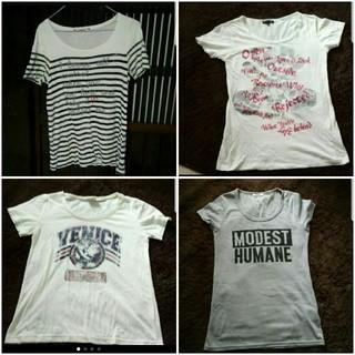 レトロガール(RETRO GIRL)のTシャツ4枚セット(Tシャツ(半袖/袖なし))