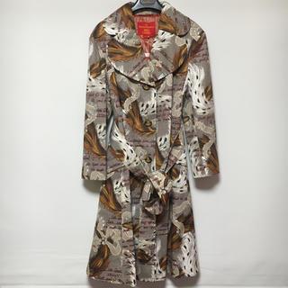 ヴィヴィアンウエストウッド(Vivienne Westwood)のヴィヴィアンウェストウッド コート ロングコート トレンチコート(トレンチコート)