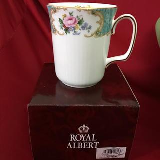 ロイヤルアルバート(ROYAL ALBERT)のロイヤルアルバート(グラス/カップ)