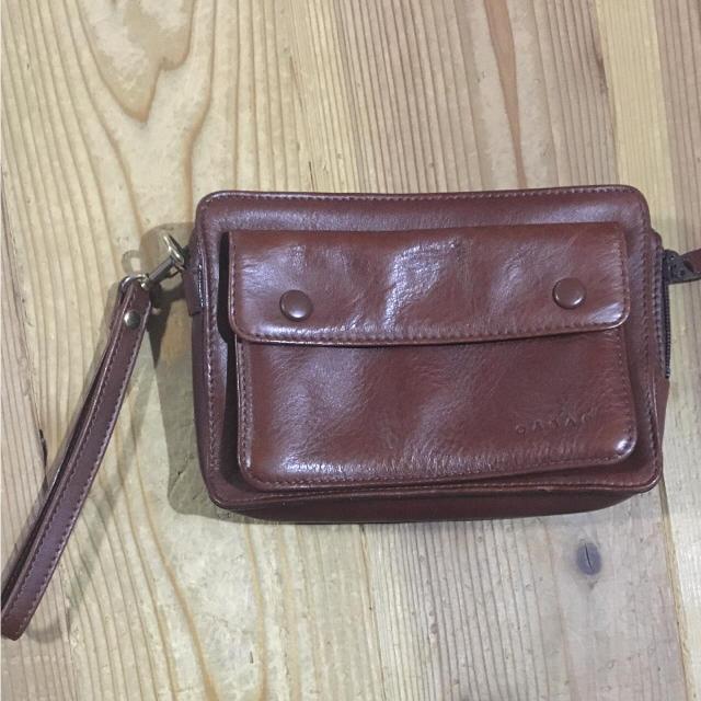 CASAR(シーザー)のCASAR バック メンズのバッグ(セカンドバッグ/クラッチバッグ)の商品写真