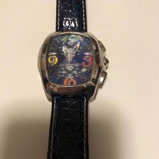 クロノテック(CHRONOTECH)のChronotech ブルー(腕時計(アナログ))
