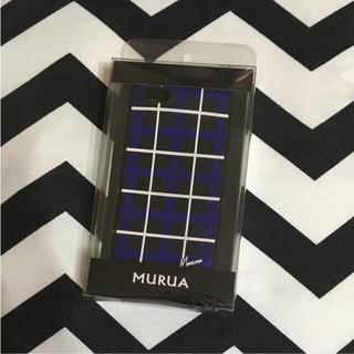 ムルーア(MURUA)のMURUA iPhone seケース(iPhoneケース)