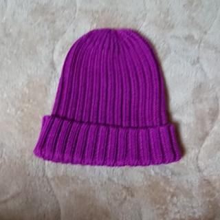 ジーユー(GU)のGU  ニット帽  新品(帽子)