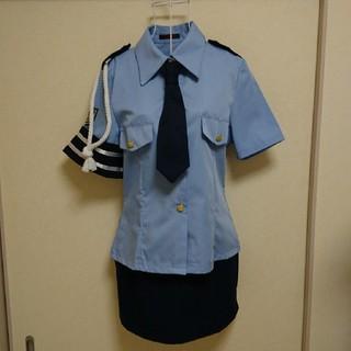 コスプレ (ミニスカポリス)  Sサイズ(衣装一式)