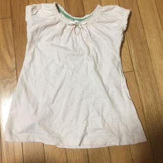 ムジルシリョウヒン(MUJI (無印良品))のTシャツ チュニック100(その他)