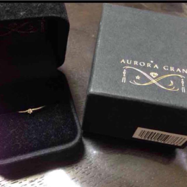AURORA GRAN(オーロラグラン)のaurora gran ring 9号 レディースのアクセサリー(リング(指輪))の商品写真