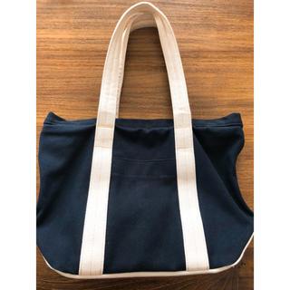 ムジルシリョウヒン(MUJI (無印良品))の無地良品 オーガニックコットン 帆布トートバッグ(トートバッグ)