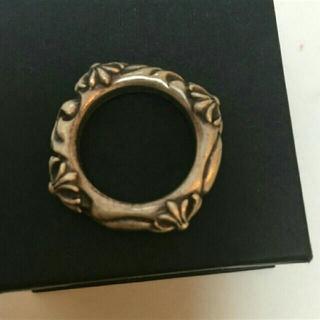 クロムハーツ(Chrome Hearts)のセンジロー。様専用 クロムハーツ☆リング 美品✨(リング(指輪))