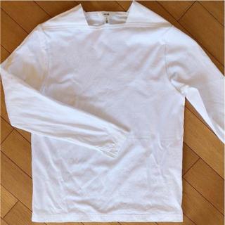 ハイク(HYKE)のHYKE 長袖カットソー ロンT(Tシャツ(長袖/七分))