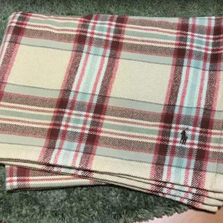 ラルフローレン(Ralph Lauren)のRALPH LAURENのブランケット(毛布)