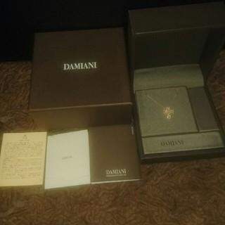 ダミアーニ(Damiani)のダミアーニ DAMIANI K18PGベルエポック 銀座タワーオープン1周年記念(ネックレス)