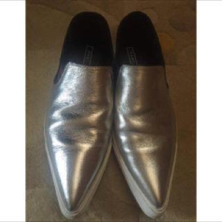 マークジェイコブス(MARC JACOBS)のマークジェイコブス  シューズ(ローファー/革靴)