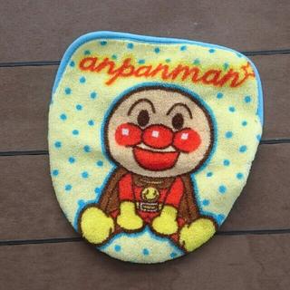 アンパンマン(アンパンマン)の未使用品アンパンマントイレ便座ふたカバー(その他)