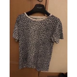 サンローラン(Saint Laurent)の国内正規品 サンローランパリ ベイビーキャットTシャツ(Tシャツ/カットソー(半袖/袖なし))