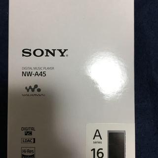 ソニー(SONY)のメンズ SONY ソニー NW-A45 ウォークマン WALKMAN (その他)