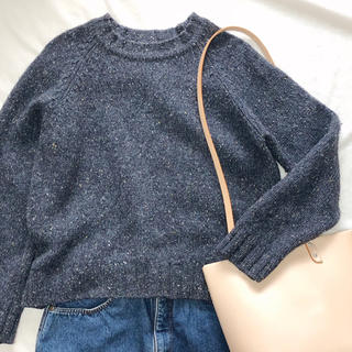 ミックスウール セーター(ニット/セーター)