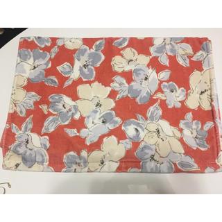 マーキュリーデュオ(MERCURYDUO)の新品❤︎ マーキュリーデュオ❤︎ ノベルティ❤︎ タオル❤︎ 花柄❤︎ (タオル/バス用品)