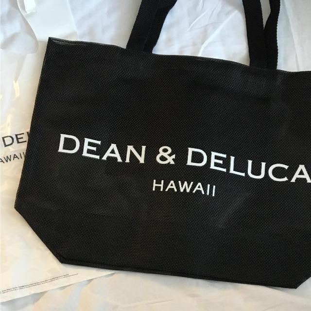 Dean Deluca 新品 Dean Deluca メッシュ トートバッグの通販 By ももす S Shop ディーンアンドデルーカ ならラクマ