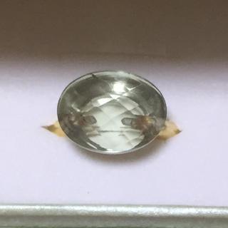 グリーンアメジスト キャンディリング(リング(指輪))