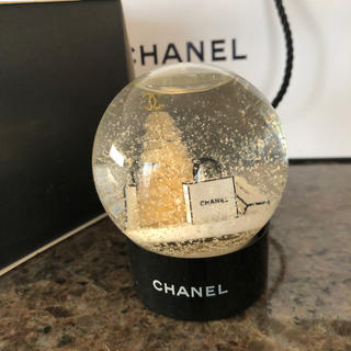 シャネル(CHANEL)のCHANEL ノベルティー スノードーム(置物)