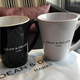 ディーンアンドデルーカ(DEAN & DELUCA)の【新品】DEAN&DELUCA ハワイ ペアマグカップ(グラス/カップ)