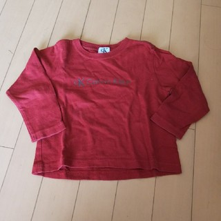 シーケーカルバンクライン(ck Calvin Klein)のck calvin klein  100センチ(Tシャツ/カットソー)
