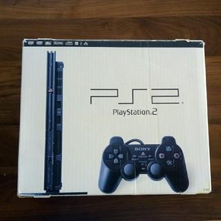 PlayStation2 本体(家庭用ゲーム機本体)