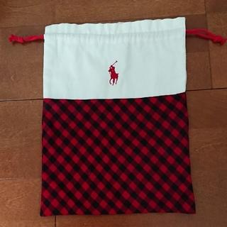 ラルフローレン(Ralph Lauren)のラルフローレン 巾着袋(その他)