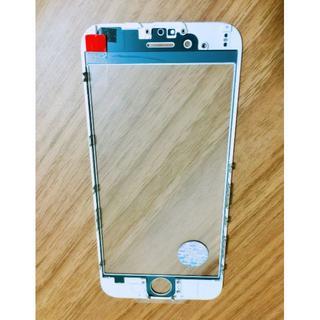 Phone6 & iPhone6 Plus 修理用フロントパネル 白&黒(その他)