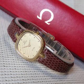 オメガ(OMEGA)の【美品☆】 オメガ デビル レディース アンティーク / 腕時計(財布)