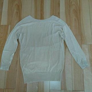 ジーユー(GU)のGUのセーター(ニット/セーター)