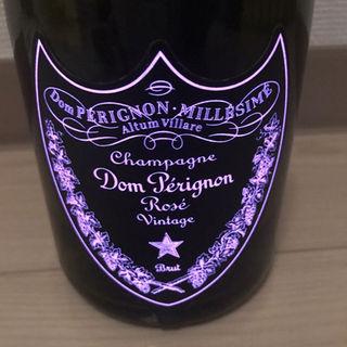 ドンペリニヨン(Dom Pérignon)のドンペリニョン ルミナス ロゼ 空ビン(その他)