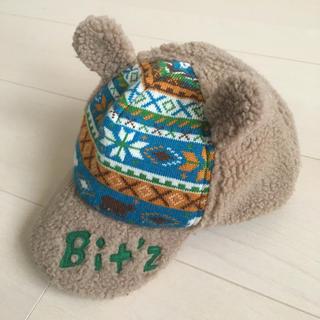 ビッツ(Bit'z)のBit'z 子供用ボアキャップ(帽子)