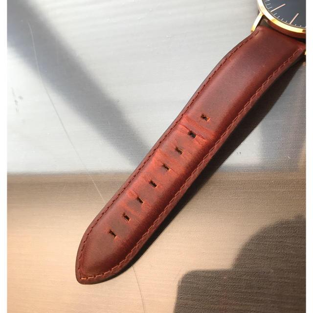 Daniel Wellington(ダニエルウェリントン)の美品 ダニエルウェリントン 腕時計 メンズの時計(腕時計(アナログ))の商品写真
