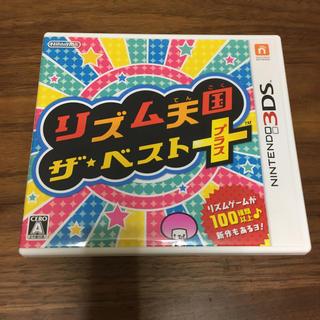 ニンテンドー3DS(ニンテンドー3DS)の3DS リズム天国 ザ・ベスト+(家庭用ゲームソフト)