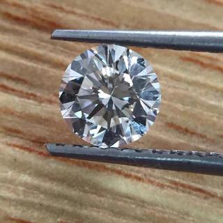 79万8千円 1ct F VVS2 3EX ダイヤモンド(リング(指輪))