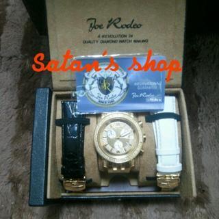 アヴァランチ(AVALANCHE)のアヴァランチ★ゴールド腕時計 (腕時計)