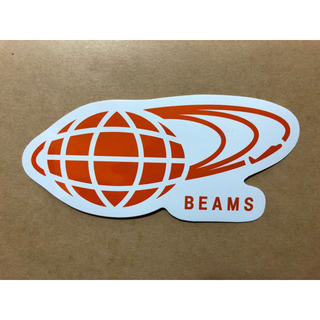 ビームス(BEAMS)のステッカー (BEAMS)(しおり/ステッカー)