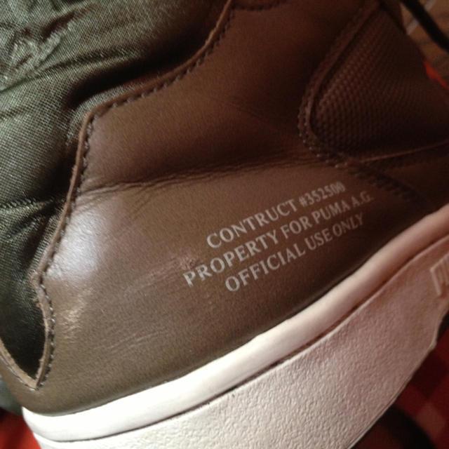 PUMA(プーマ)のPUMA CAT シューズ レディースの靴/シューズ(スニーカー)の商品写真