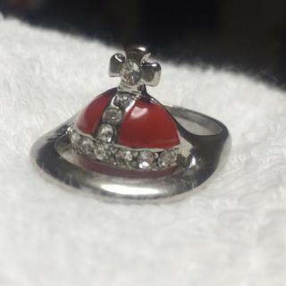 ヴィヴィアンウエストウッド(Vivienne Westwood)のヴィヴィアン  ソリッドオーブリング(リング(指輪))
