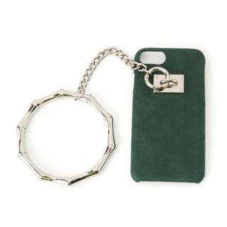 ムルーア(MURUA)のMURUA ムルーア big ring iphone6 6s 7 8case(iPhoneケース)