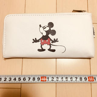ディズニー(Disney)の財布 ミッキー 新品(長財布)