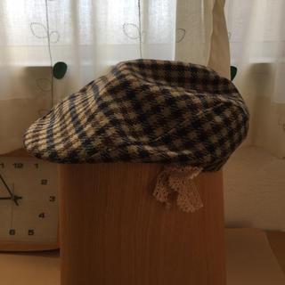 ピュアルセシン(pual ce cin)のピュアルセシン ハンチング帽(ハンチング/ベレー帽)