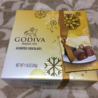 GODIVA アソーテッド アメリカ限定(菓子/デザート)