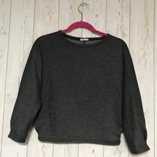 ジーユー(GU)の長袖 レディースS(Tシャツ(長袖/七分))