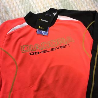 ディアドラ(DIADORA)の値下げ!新品ディアドラ薄地長袖シャツ160(Tシャツ/カットソー)