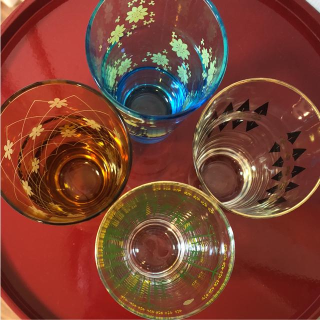 NIKKO(ニッコー)の昭和レトロ グラス ニッコー  インテリア/住まい/日用品のキッチン/食器(グラス/カップ)の商品写真