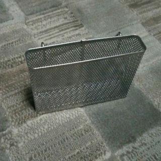 無印良品☆ステンレスシンプル箸立て スリムワイド ¥700