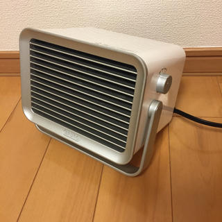 BRUNOヒーター☆ホワイト(電気ヒーター)