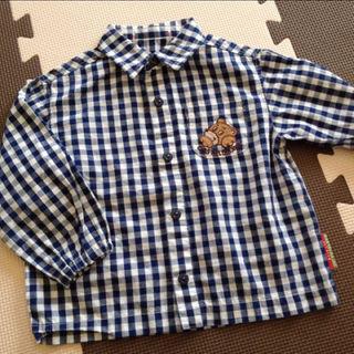 カステルバジャック(CASTELBAJAC)のカステルバジャック1st  ギンガムチェックシャツ(その他)